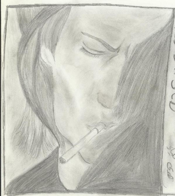 Nicolas Cage by alyaa